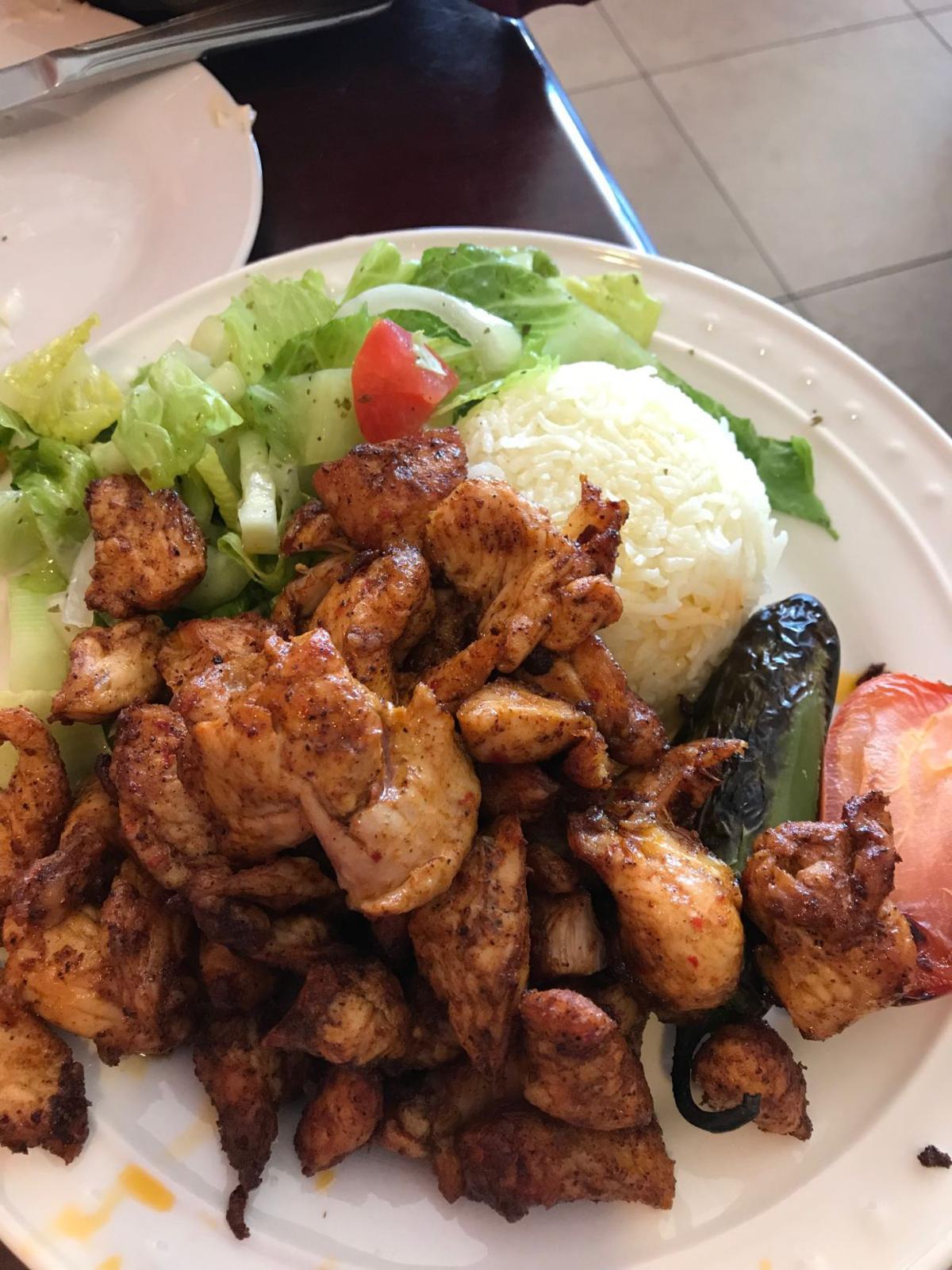 Fresh Mediterranean Cafe