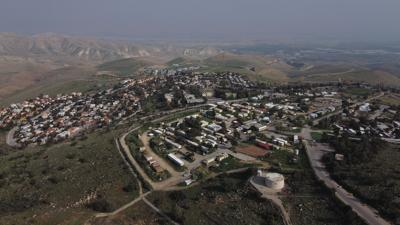 Israel Palestinians Jordan Valley