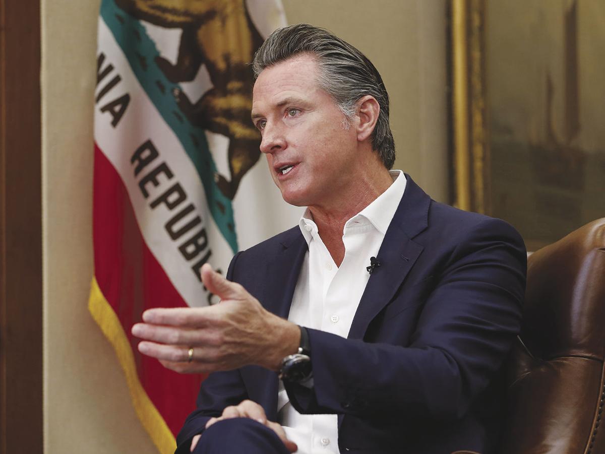 California Leading Left