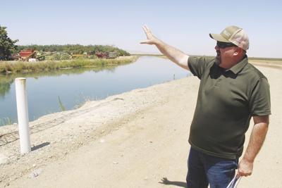 California Drought-New Reservoir