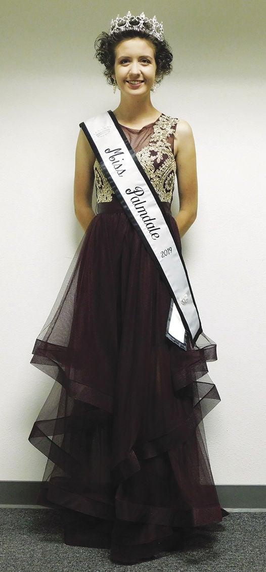 Miss Pamdale 2019 Caroline Uribe