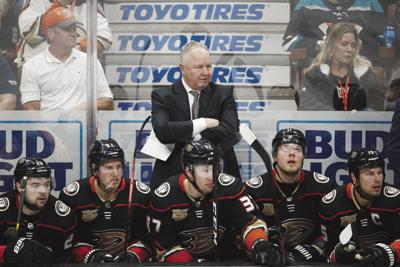 Ducks Carlyle Fired