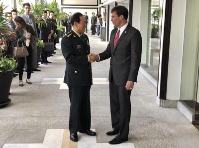Thailand US China