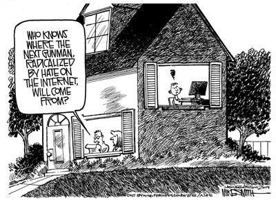 Opinion Cartoon 08 13