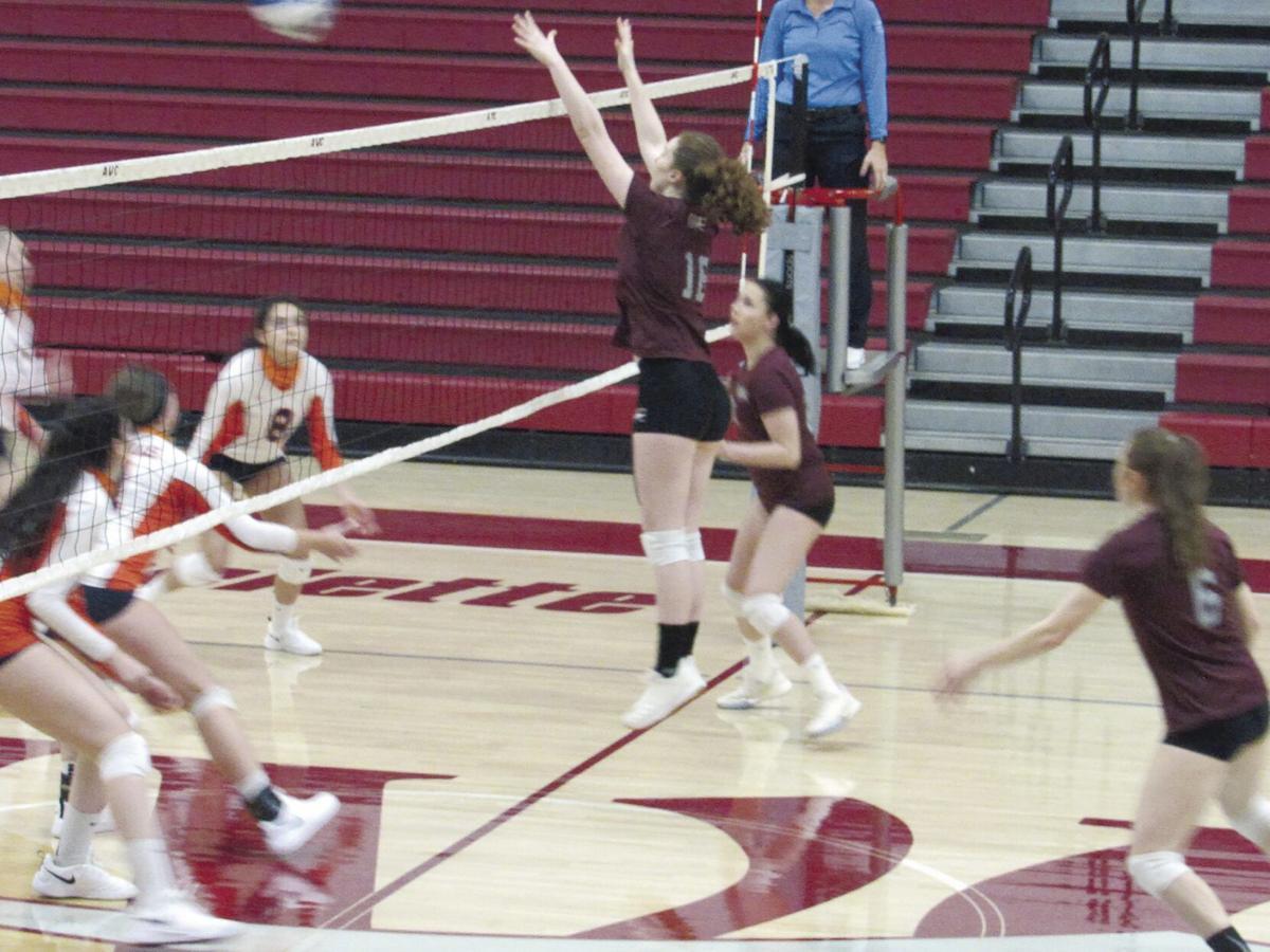 AVC Women's Volleyball 2