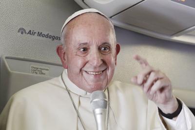 Madagascar Africa Pope