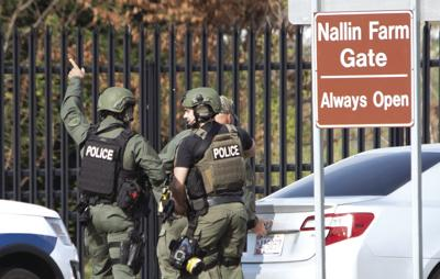 Active Shooter Maryland