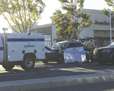 Palmdale fatal