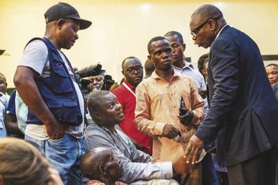 Obit Congo Bompengo