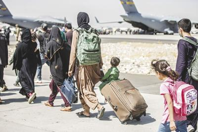 Afghanistan-Immigrant Families