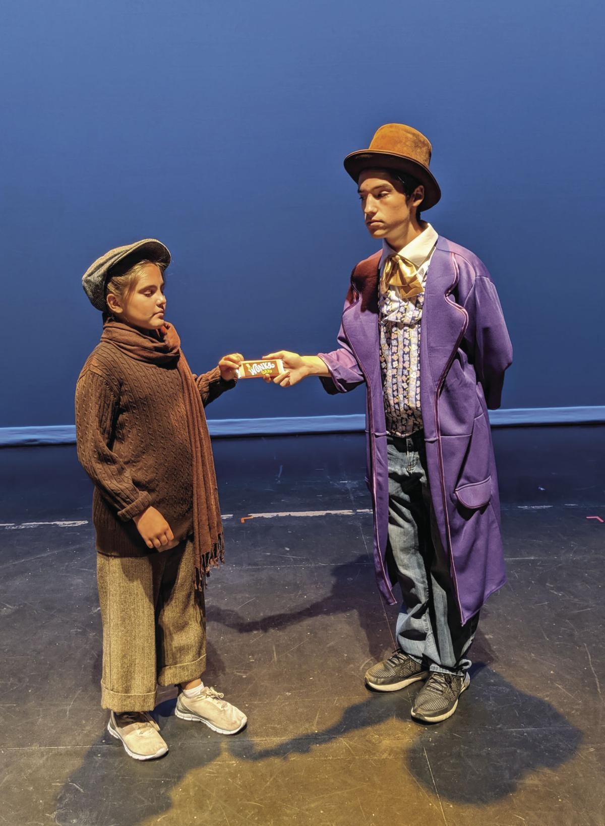 Willy Wonka Jr. 2