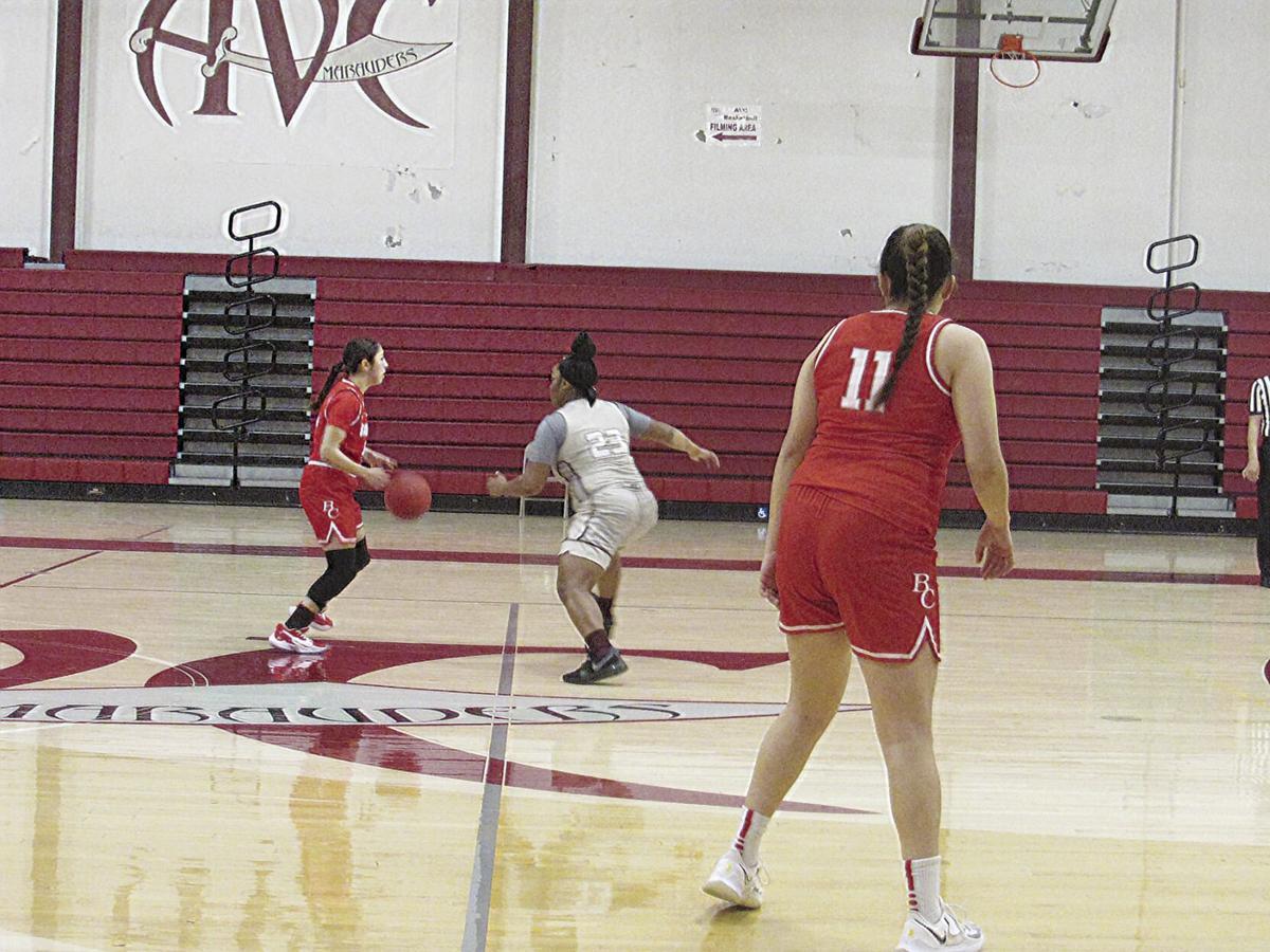 AVC women's basketball 2
