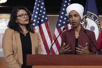 Israel US Congress The Latest