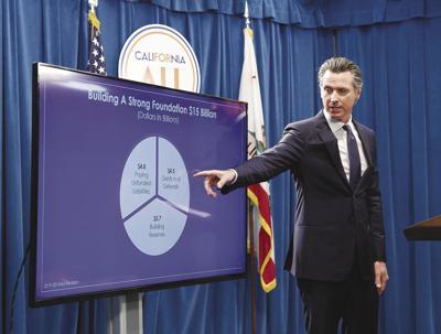California Budget Negotiations