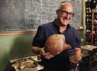 Israel Ancient Beer