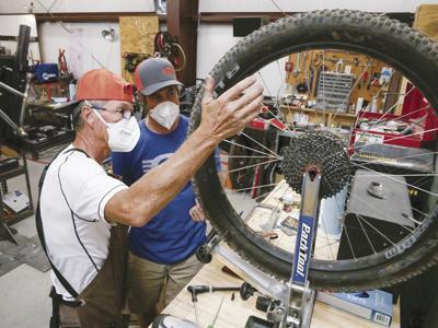 Exchange Bicycles in Demand