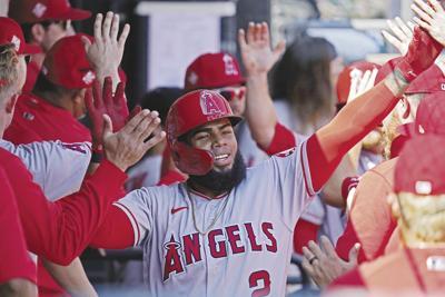 Angels White Sox Baseball