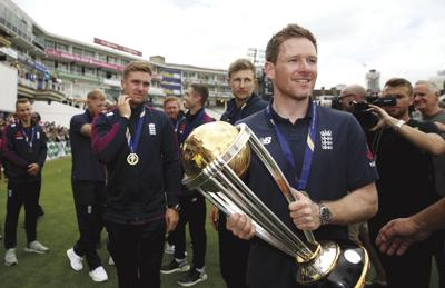 Britain CWC Cricket
