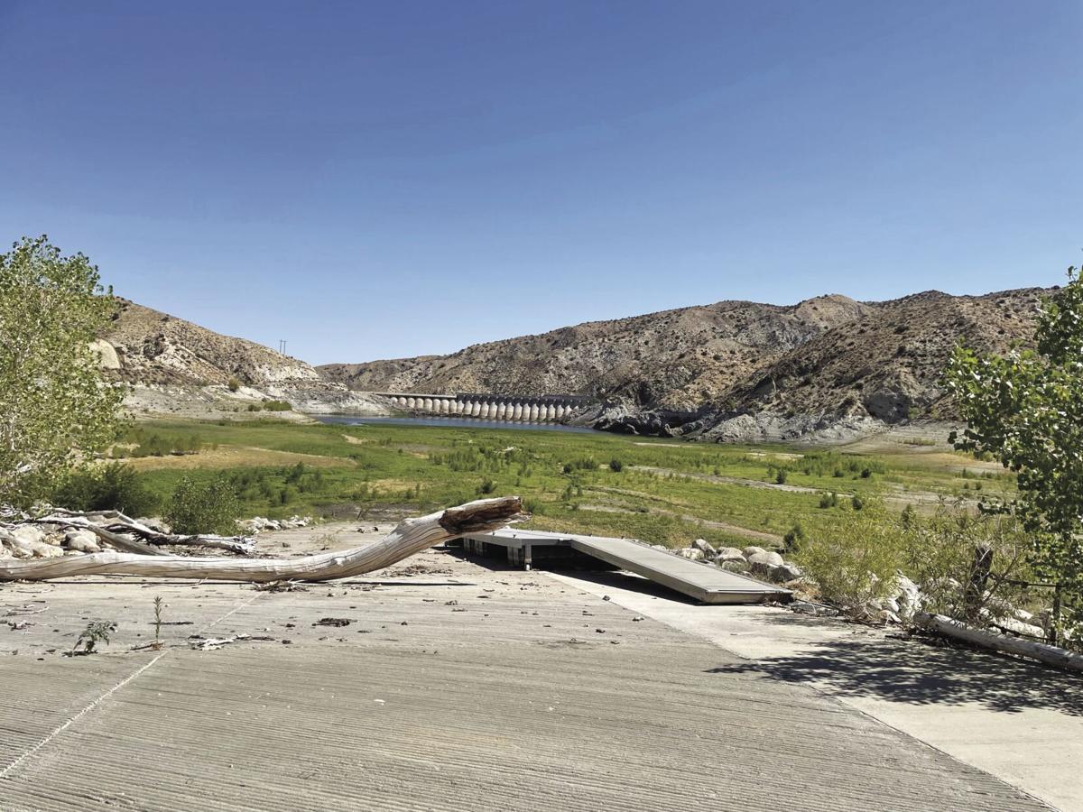 Littlerock Dam 2