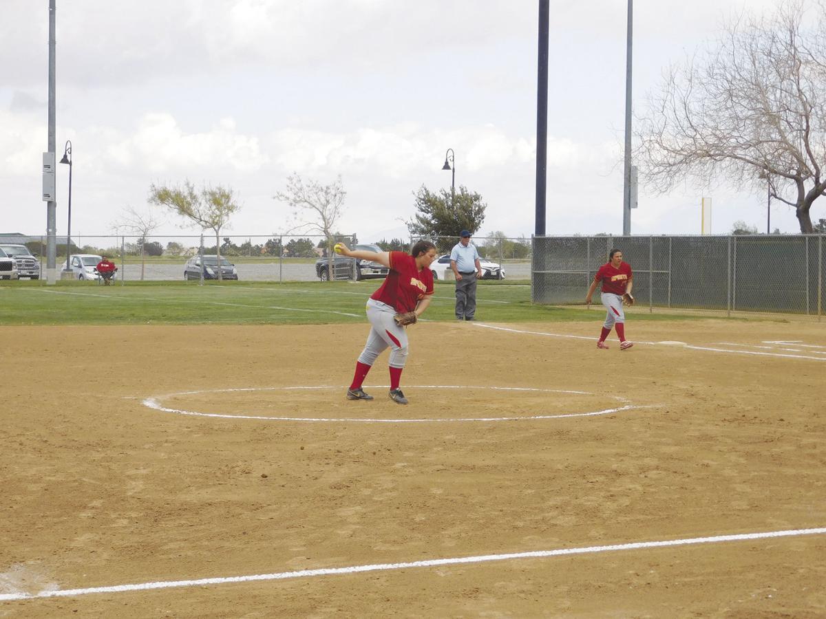 paraclete softball