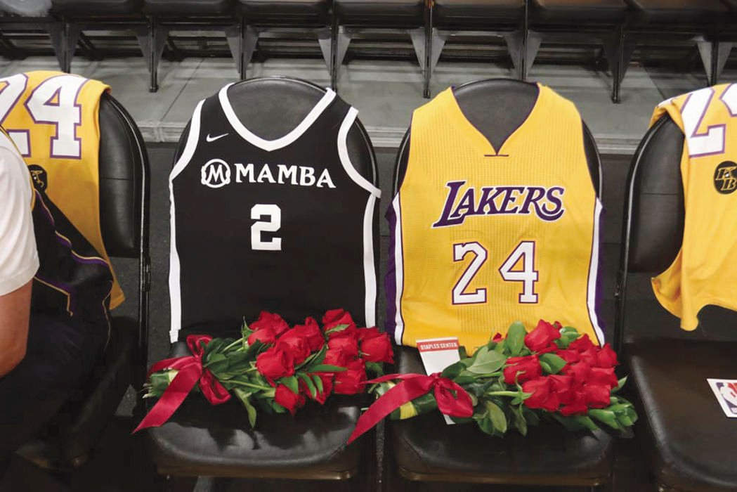 Roses for Kobe, Gianna in Lakers' return to action   Sports ...