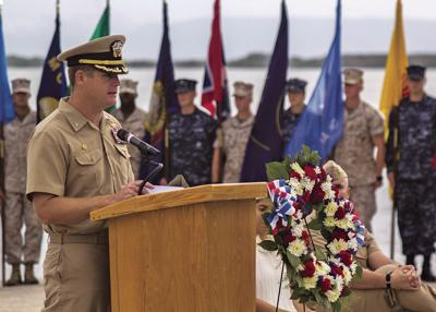 Navy Commander Guantanamo Death
