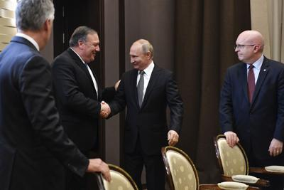 Russia US Pompeo
