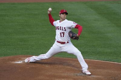 White Sox Angels Baseball