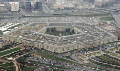 Cybersecurity Pentagon Internet Mystery