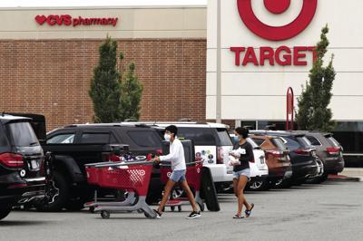 Target Holiday Sales
