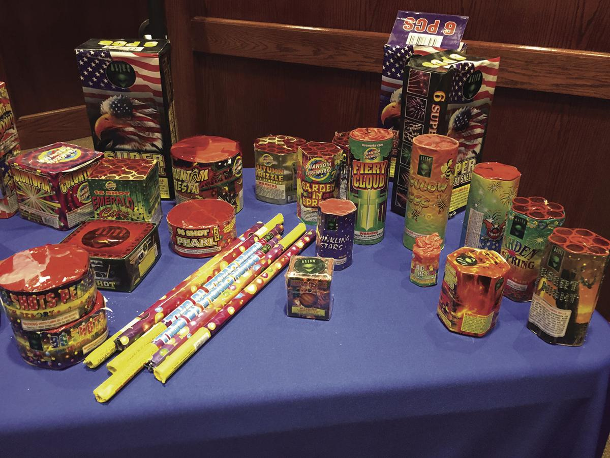 Fireworks are illegal in most of Antelope Valley | News
