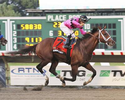 Monmouth Park Horse Racing