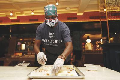 Virus Outbreak Celebrity Chefs Respond