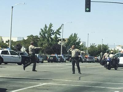 Deputy shot