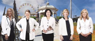 Board of Supervisors women