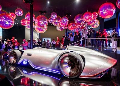 Germany IAA Auto Show