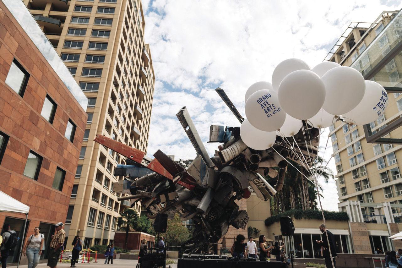 Free Modern Art Museum La