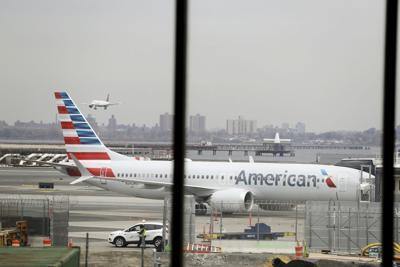 Boeing American Airlines