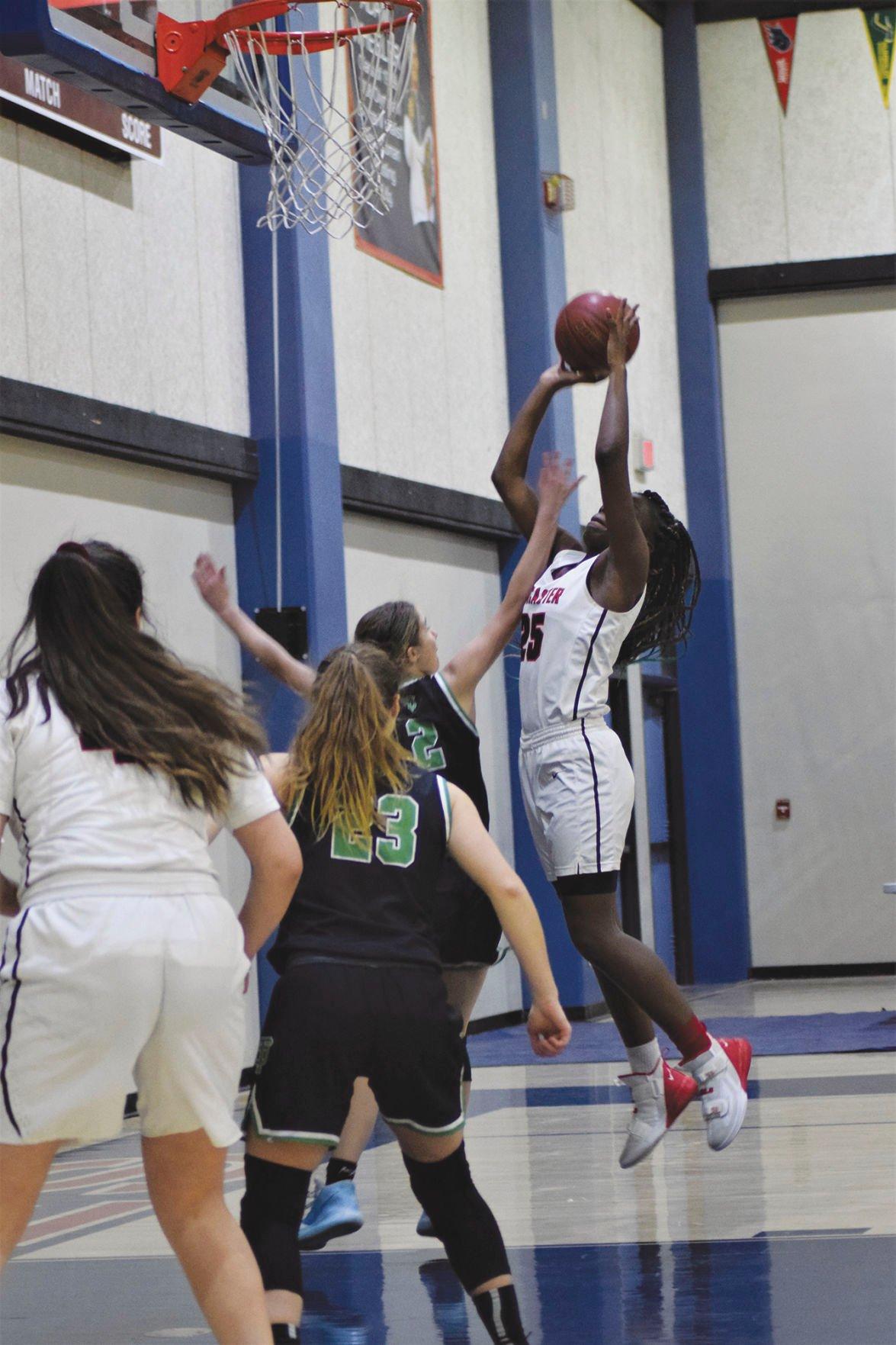 Lancaster girls basketball 2