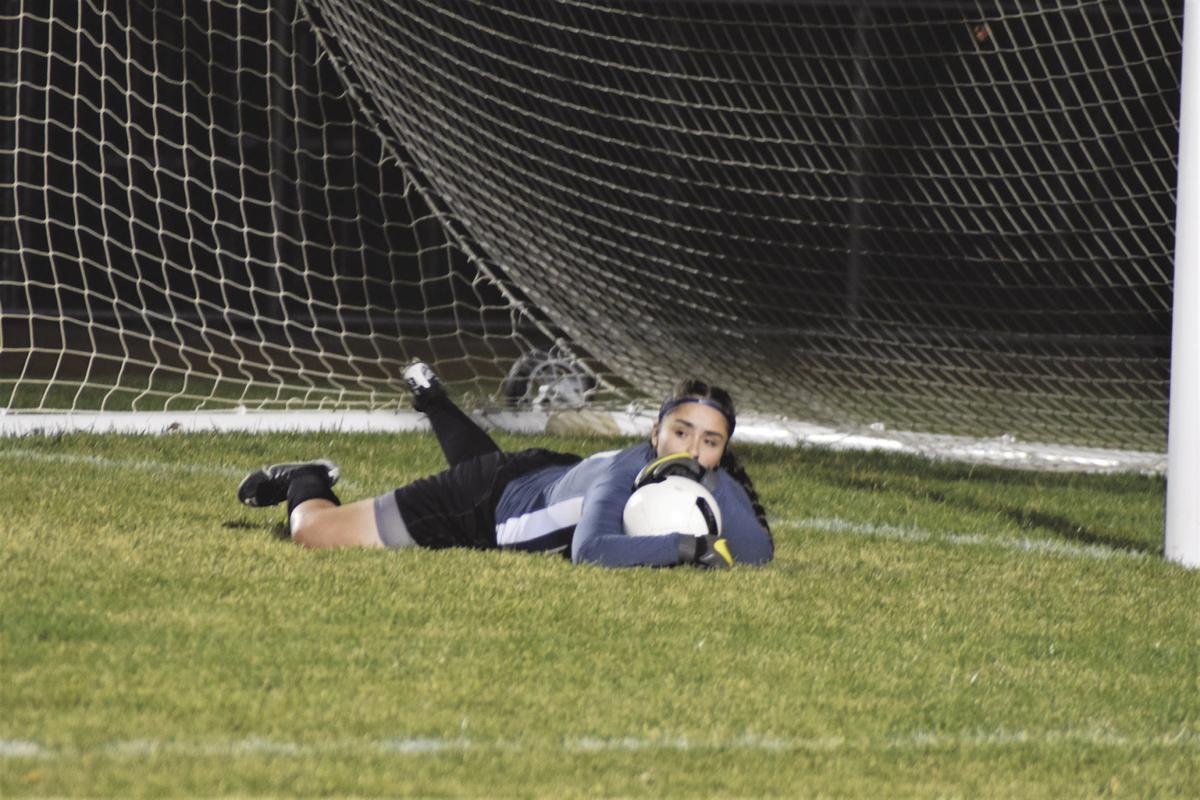 AV girls soccer