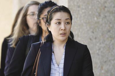 Chinese Heiress Murder Trial
