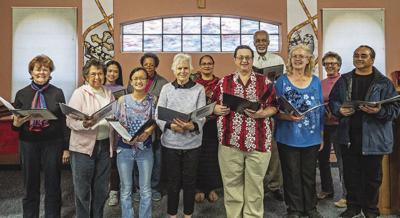 Tehachapi Choir