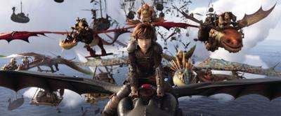 Film Review - How to Train Your Dragon