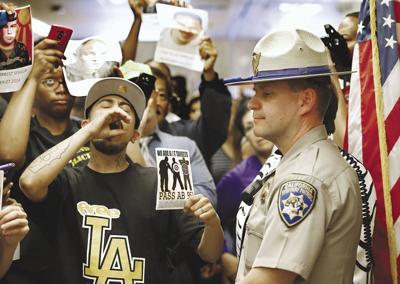 California Police Racial Profiling
