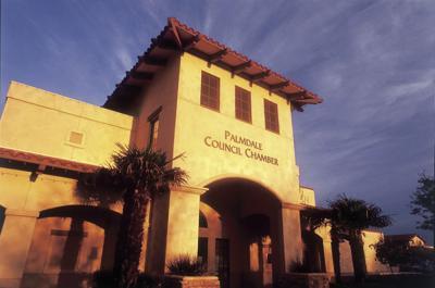 Palmdale Council Chamber