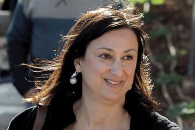 Malta Journalist Murdered