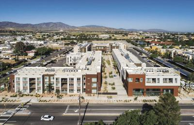 Palmdale Housing grant