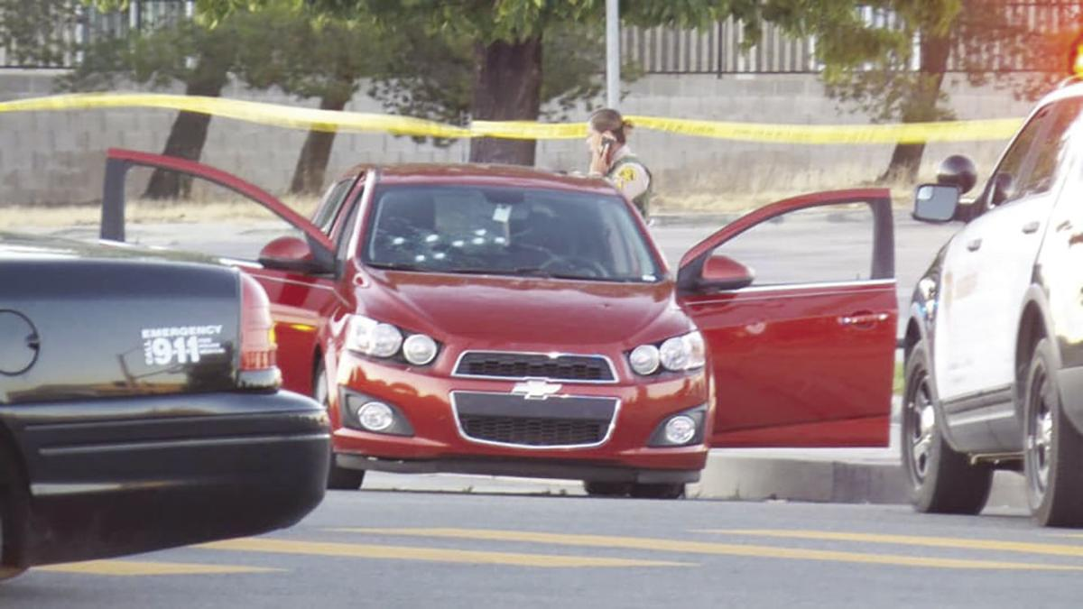 Man shot to death on Challenger Way | | avpress com