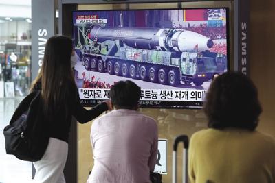 South Korea North Korea Nulcear