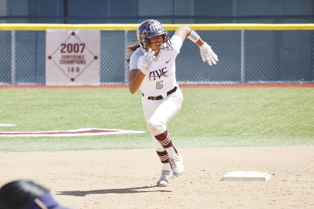 AVC softball 2